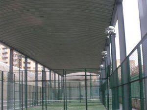 Centro Deportivo Municipal Delicias Bombarda