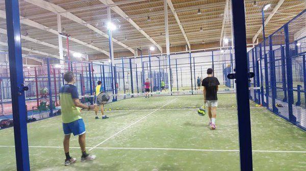 gran canaria padel indoor telde pistaenjuego ForGran Canaria Padel Indoor