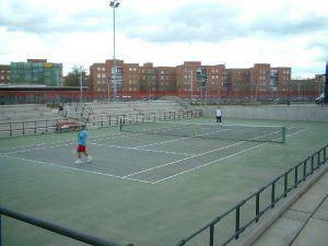 Foto Club Tenis y Pádel Villa de Leganés