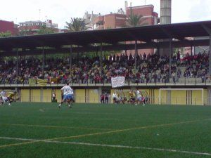 Foto Futbol 7 Barcelona Nou Barris - Montanyesa