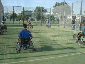 Foto Club de tenis-padel Bahía de Rota