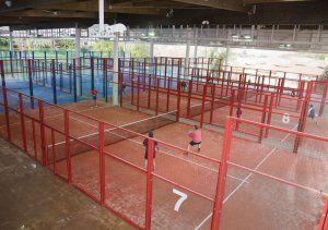 Foto Polideportivo Municipal Etxadi
