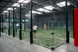 Foto Padel Indoor Aragón