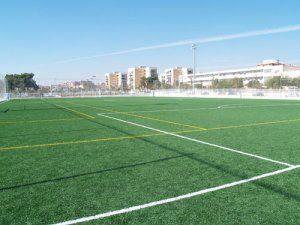 Foto Polideportivo Vía Parque