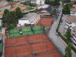 Foto Tennis Park