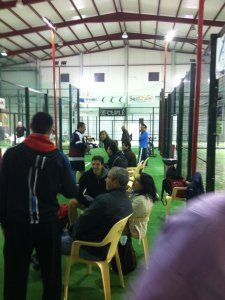 Foto Padel Club Elx Indoor