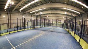 Foto Set Padel Indoor