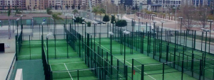 Foto Parc Central Ciutat de l'Esport