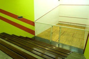 Foto Complejo Deportivo Municipal Rekalde
