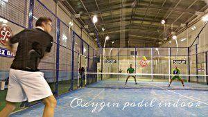 Foto Oxygen Padel Indoor H2O Sax
