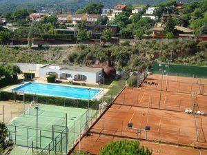 Foto Club Esportiu de Tennis La Llobera