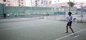 Foto Polideportivo Asturias - Fundación Deportiva Municipal Valencia