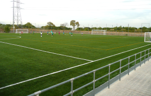 Foto Ciudad deportiva Valle de las Cañas