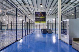 Foto Padel Indoor Sant Cugat DIR