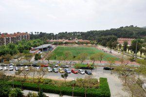Foto Camp Esportiu Municipal de Can Vinader