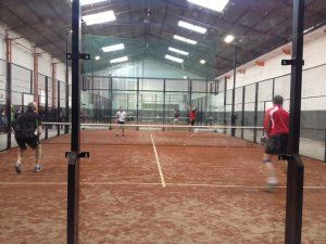 Foto Padel Indoor Alagon