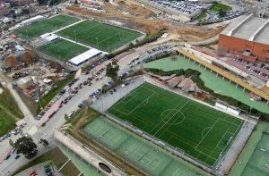 Foto Ciutat Esportiva Municipal Vall d'Hebron-Teixonera