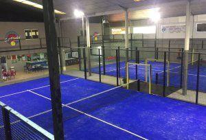 Foto Garpadel Indoor Valdemoro