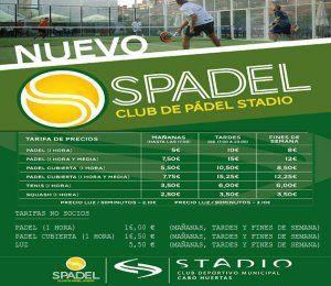 Foto Spadel - Club de Padel Stadio