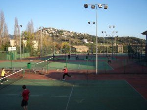 Foto Berga Tennis Club