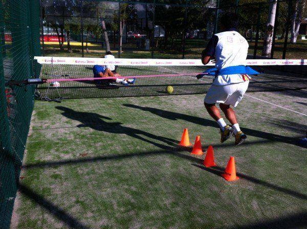 Club de tenis y padel ciudad deportiva del jarama san for Padel san sebastian de los reyes
