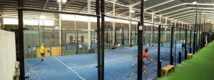 Foto Padel Factory Son Castelló Indoor Club