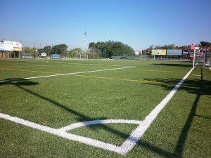 Foto Camp de Futbol Municipal La Bòbila