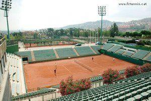 Foto Accentennis Barcelona Tenis Olimpic Vall Hebrón