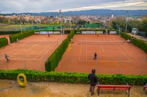 Foto Centre Esportiu Club Tennis La Bisbal