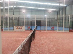 Foto Club PadelZone Indoor Segovia