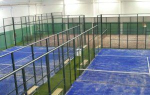 Foto Padel Club Indoor Alicante