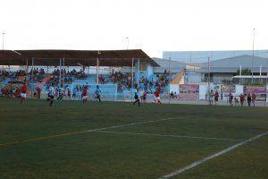 Foto Polideportivo Municipal Las Torres de Cotillas
