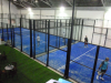 Padel indoor cobert Alberic