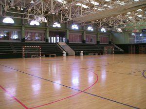 Foto Centro deportivo municipal Triángulo de oro