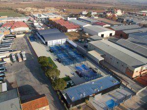 Foto Ciudad Padel Toledo