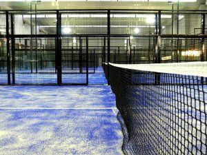 Foto Open Club Indoor Padel Training