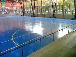Foto Pista Polideportiva Municipal La Palmera