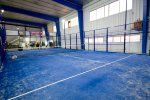 Padel indoor Mataro