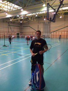 Club badminton chamartin madrid pistaenjuego for Piscina municipal moscardo