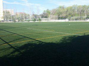 Foto Campo De Futbol Las Cocheras