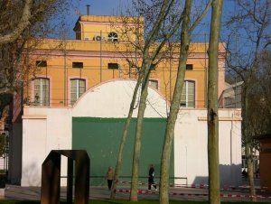 Foto Frontón Parque España Industrial