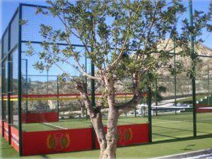 Foto Club de tenis y pádel Indalo