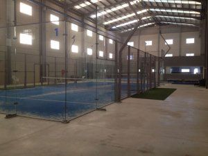 Foto Padel Fitness Center - Padel Indoor La Foia