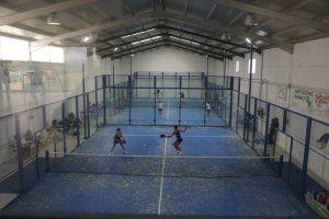 Foto Padel Indoor Coria