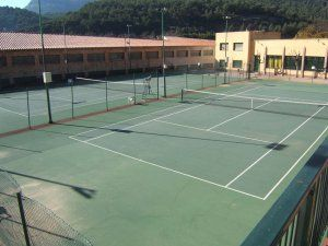 Foto Club Tennis Aiguafreda