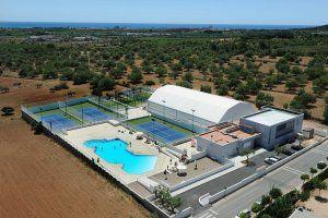 Foto Complex Esportiu Club Tennis Vendrell