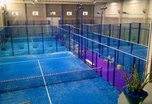 Foto iPadel Sports - Ourense