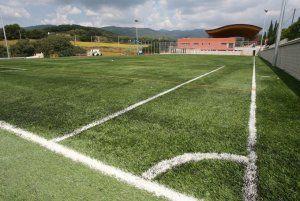 Foto Zona esportiva municipal de Corró d'Amunt