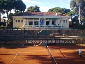 Foto Tennis Municipal de Montjuïc