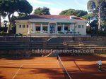 Tennis Municipal de Montjuïc